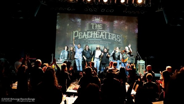 The Peacheaters @ Various Venues