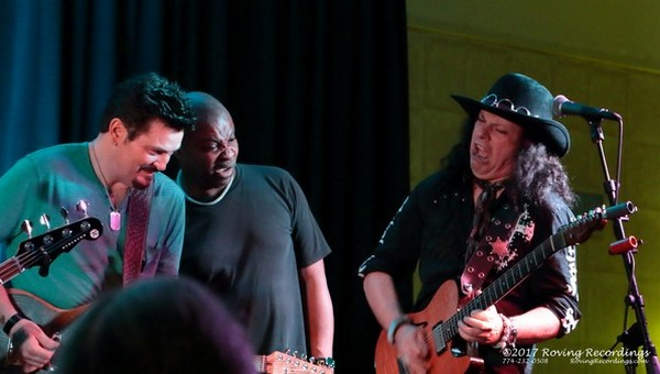 Tommy Castro/Mike Zito @ the NEBS