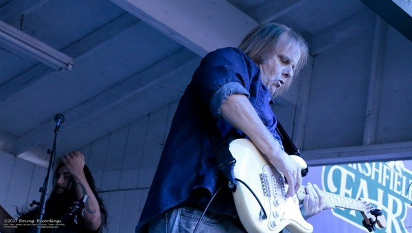 Walter Trout @ The Marshfield Fair